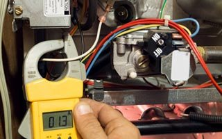 Home Heating Gas Furnace Repair