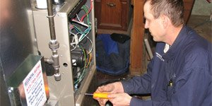 Home Heating Furnace Service